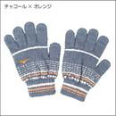 ブレスサーモ手袋(マシュマロのびのび)32JY8601