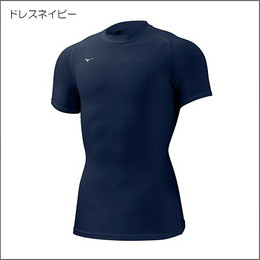 バイオギアシャツ(丸首半袖)32MA1152