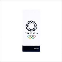 【東京2020】オリンピックマスコット刺繍ミニタオル