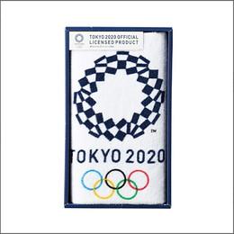 オリンピック OPエンブレムギフト ウォッシュタオル
