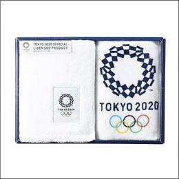 オリンピック OPエンブレムギフト FT/マフラータオル