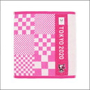 【東京2020】パラリンピックマスコット刺繍ウォッシュタオル