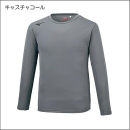 ブレスサーモシャツ(クルーネック)32MA0743