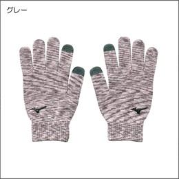 手袋(タッチパネル対応のびのび)32JY0504