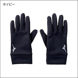 防風手袋(タッチパネル対応)32JY0605