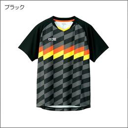 チェッカーラインゲームシャツ
