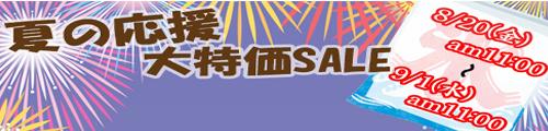 SAN-EI卓球台キャンペーン